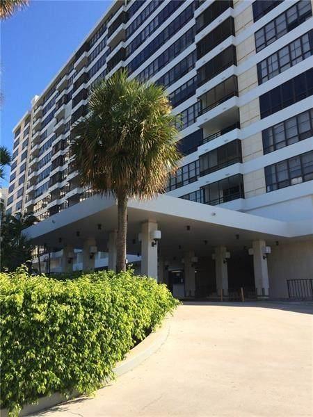 500 Three Islands Blvd #521, Hallandale Beach, FL 33009 (MLS #F10279999) :: GK Realty Group LLC