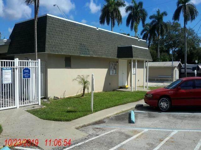 3120 W Hallandale Beach, Hallandale Beach, FL 33009 (#F10280021) :: Real Treasure Coast