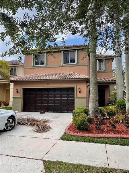 483 Fishtail Ter, Weston, FL 33327 (MLS #F10280040) :: The Howland Group