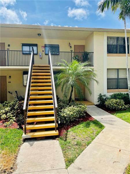 1254 S Military Trl #1324, Deerfield Beach, FL 33442 (#F10280075) :: Posh Properties