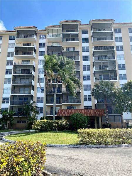 4174 Inverrary Dr #709, Lauderhill, FL 33319 (#F10280166) :: Baron Real Estate