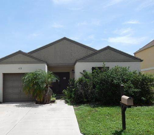 43 Paxford Lane, Boynton Beach, FL 33426 (#F10280663) :: Signature International Real Estate