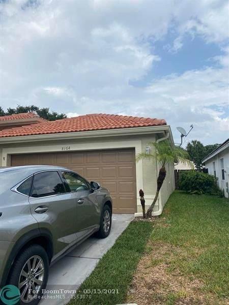 8164 Mystic Harbor Cir, Boynton Beach, FL 33436 (#F10281206) :: Posh Properties