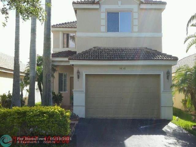1458 Canary Island Dr, Weston, FL 33327 (MLS #F10281224) :: Patty Accorto Team