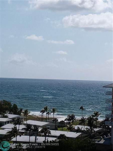 1200 Hibiscus Ave #1103, Pompano Beach, FL 33062 (#F10281802) :: Heather Towe   Keller Williams Jupiter