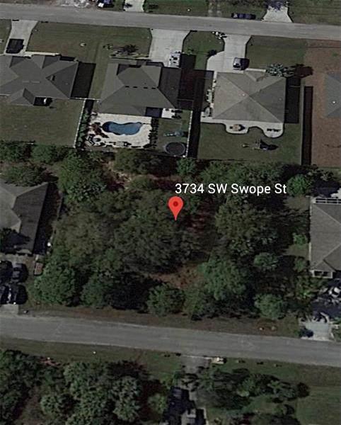 3734 SW Swope St, Port Saint Lucie, FL 34953 (MLS #F10282100) :: Green Realty Properties