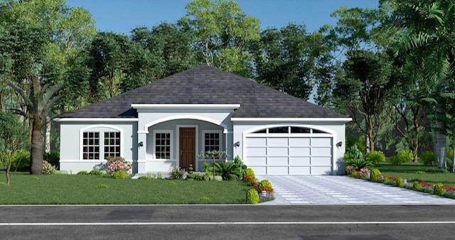 598 SW Grove Ave, Port Saint Lucie, FL 34983 (MLS #F10282221) :: Green Realty Properties