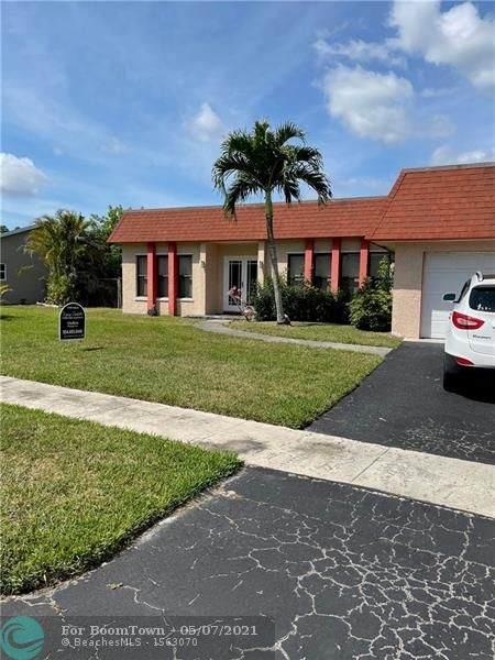 5205 SW 87th Ave, Cooper City, FL 33328 (MLS #F10282783) :: Patty Accorto Team