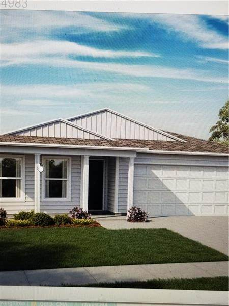 781 SE Thornhill Dr, Port Saint Lucie, FL 34983 (MLS #F10283016) :: Green Realty Properties