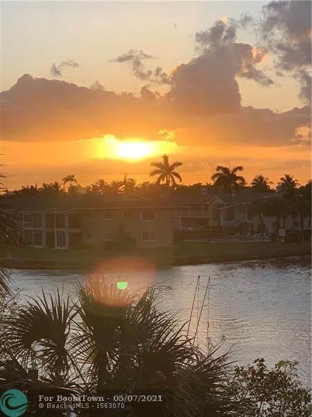 801 S Federal Hwy #216, Pompano Beach, FL 33062 (MLS #F10283477) :: Berkshire Hathaway HomeServices EWM Realty