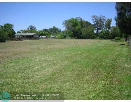 14251 SW 24TH ST, Davie, FL 33325 (MLS #F10283523) :: Green Realty Properties