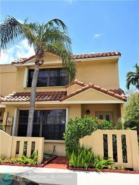 3969 NW 94th Ave #407, Sunrise, FL 33351 (MLS #F10283934) :: Berkshire Hathaway HomeServices EWM Realty