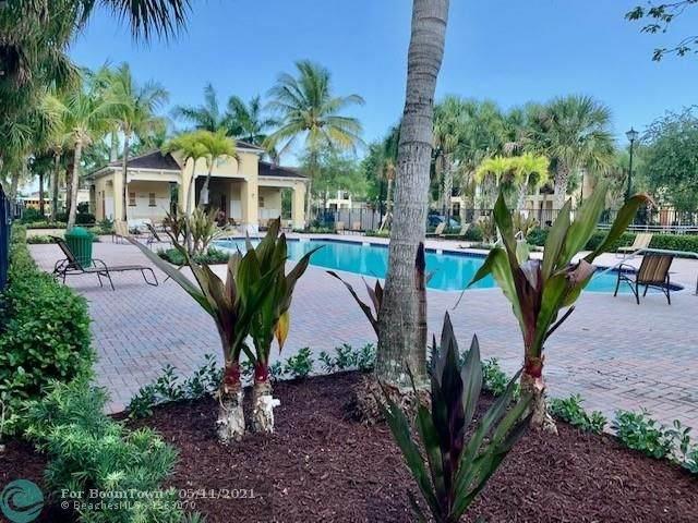 4651 Mimosa Ter #1208, Coconut Creek, FL 33073 (#F10283937) :: Ryan Jennings Group