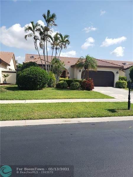 7747 Villa Nova Dr, Boca Raton, FL 33433 (MLS #F10283969) :: Miami Villa Group