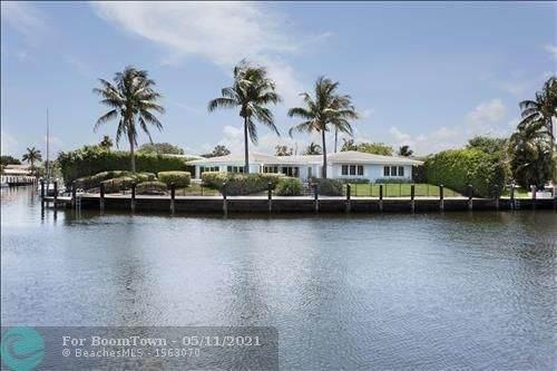 4020 NE 27th Ave, Lighthouse Point, FL 33064 (MLS #F10283988) :: GK Realty Group LLC