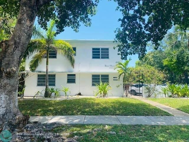 645 NE 77th St #15, Miami, FL 33138 (#F10284351) :: Treasure Property Group