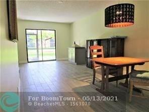 10332 Sunrise Lakes Blvd #101, Sunrise, FL 33322 (#F10284372) :: Signature International Real Estate