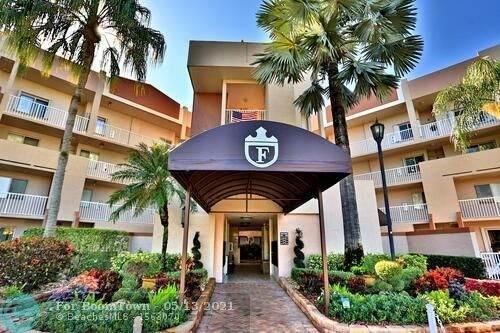 7569 Granville Dr #311, Tamarac, FL 33321 (MLS #F10284417) :: Dalton Wade Real Estate Group