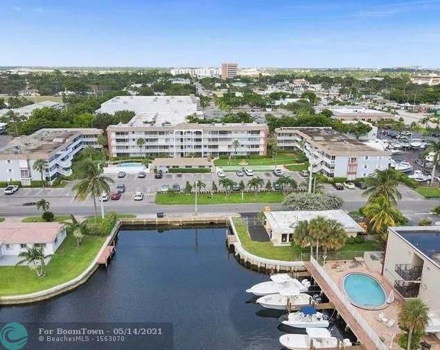 1965 SE 5th Ct #302, Pompano Beach, FL 33060 (MLS #F10284531) :: Berkshire Hathaway HomeServices EWM Realty