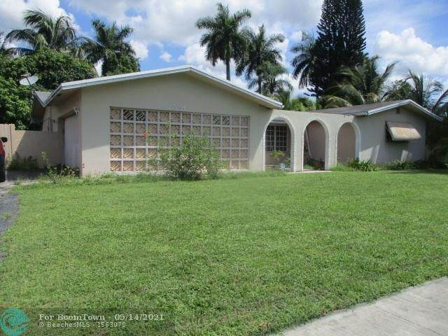 6651 NW 9th St, Plantation, FL 33317 (#F10284588) :: DO Homes Group