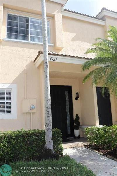 4723 NW 57th Pl #4723, Coconut Creek, FL 33073 (#F10284692) :: Michael Kaufman Real Estate
