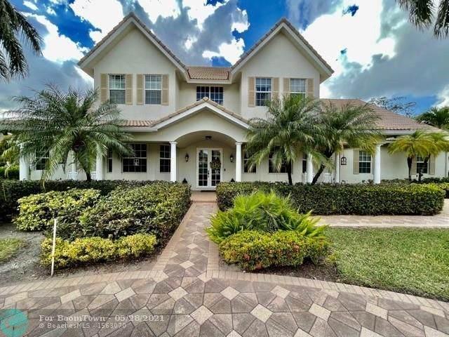 6347 NW 72nd Way, Parkland, FL 33067 (#F10286241) :: Michael Kaufman Real Estate
