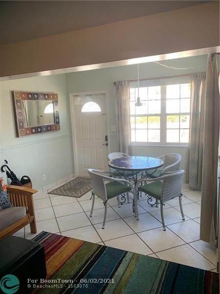 326 Polk St, Hollywood, FL 33019 (MLS #F10286477) :: Berkshire Hathaway HomeServices EWM Realty