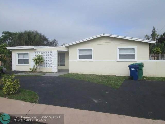 4251 NW 23rd St, Lauderhill, FL 33313 (MLS #F10286639) :: Berkshire Hathaway HomeServices EWM Realty