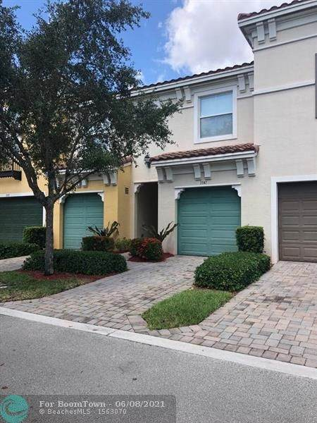 3341 NW 124th Way #1442, Sunrise, FL 33323 (MLS #F10287075) :: Berkshire Hathaway HomeServices EWM Realty