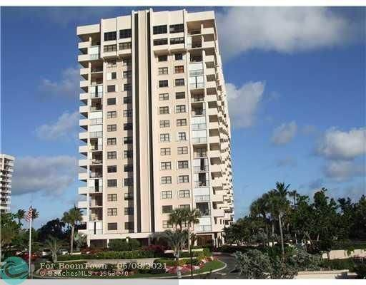 5000 N Ocean Blvd #1402, Lauderdale By The Sea, FL 33308 (#F10287179) :: The Reynolds Team | Compass