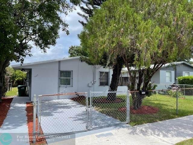 2425 NW 43rd St, Miami, FL 33142 (#F10287253) :: Michael Kaufman Real Estate