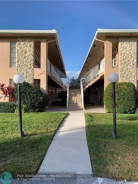 2737 NE 28th St 1W, Lighthouse Point, FL 33064 (MLS #F10287392) :: Dalton Wade Real Estate Group