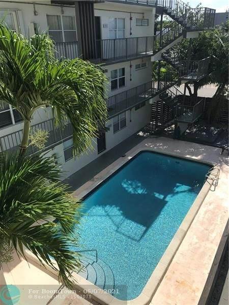 609 NE 13th Ave #305, Fort Lauderdale, FL 33304 (MLS #F10287764) :: The MPH Team