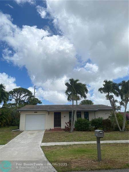14574 Shadow Wood Ln, Delray Beach, FL 33484 (#F10287781) :: Michael Kaufman Real Estate