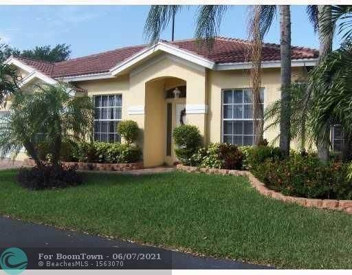 3631 Sahara Springs Blvd, Pompano Beach, FL 33069 (MLS #F10287872) :: Berkshire Hathaway HomeServices EWM Realty