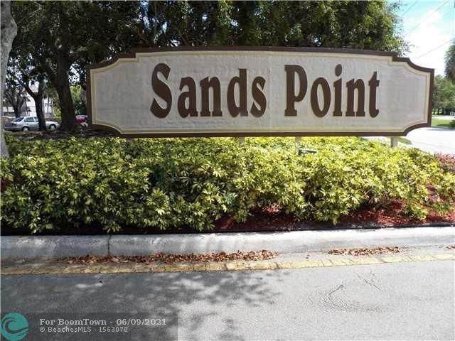 8310 Sands Point Blvd 101L, Tamarac, FL 33321 (#F10287986) :: Dalton Wade