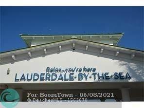 4228 N Ocean Dr #10, Lauderdale By The Sea, FL 33308 (#F10288048) :: Michael Kaufman Real Estate