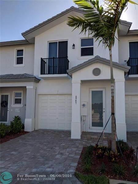 Coconut Creek, FL 33073 :: DO Homes Group