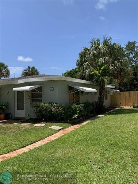 820 SE 14th Street, Fort Lauderdale, FL 33316 (#F10288425) :: The Power of 2 | Century 21 Tenace Realty