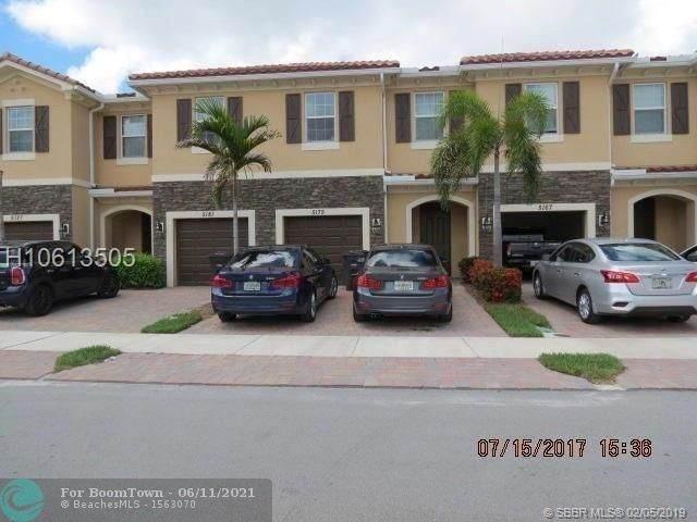 5175 Ellery Ter #5175, West Palm Beach, FL 33417 (#F10288502) :: Ryan Jennings Group
