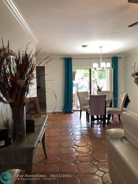 3708 NE 13th Ave, Pompano Beach, FL 33064 (#F10288529) :: Michael Kaufman Real Estate