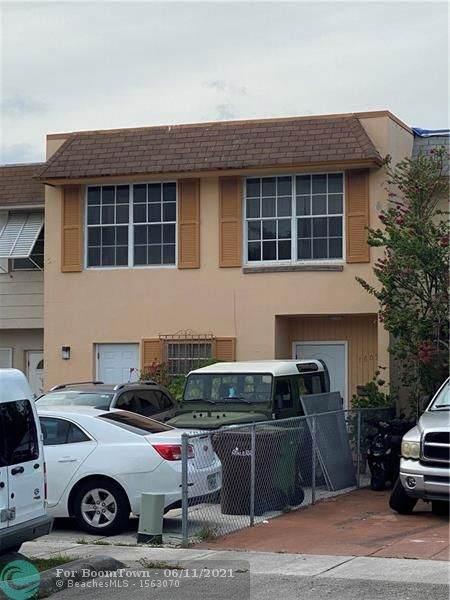1605 W 72nd St #0, Hialeah, FL 33014 (MLS #F10288667) :: Berkshire Hathaway HomeServices EWM Realty