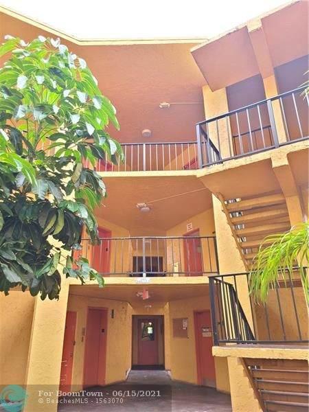 4334 NW 9th Ave 2G-9, Deerfield Beach, FL 33064 (#F10288712) :: Posh Properties