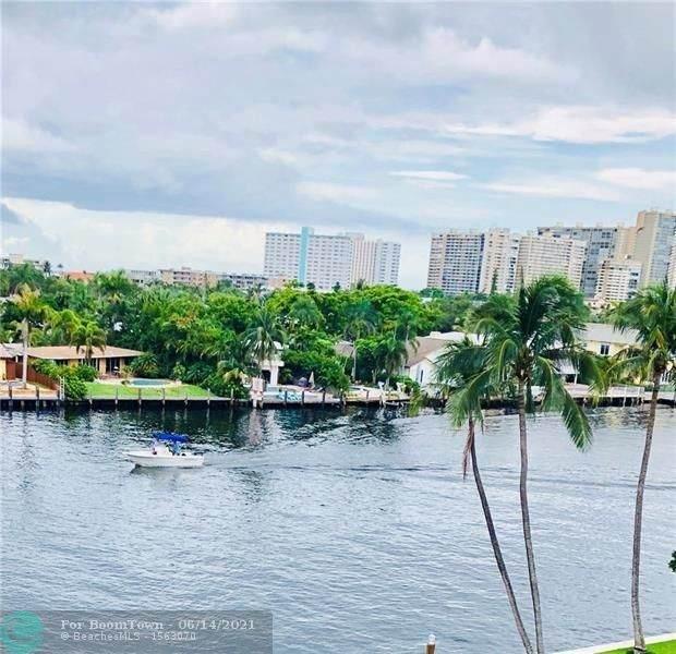 3100 NE 49th St #505, Fort Lauderdale, FL 33308 (#F10288901) :: Michael Kaufman Real Estate