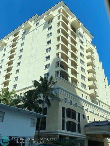 601 E Fort Lauderdale Beach Blvd #714, Fort Lauderdale, FL 33304 (#F10289258) :: The Reynolds Team   Compass