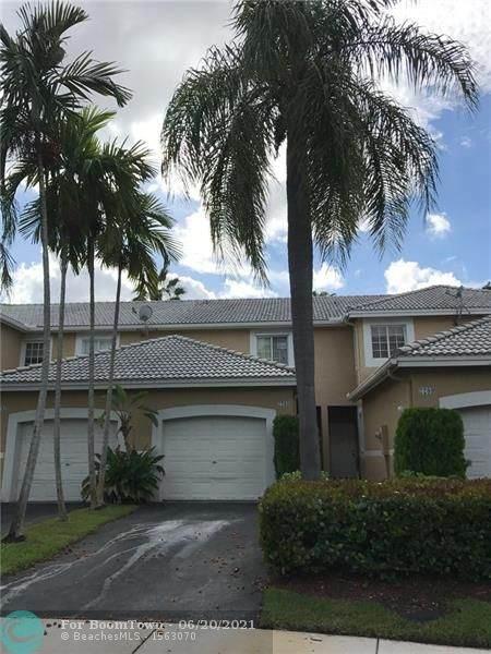 2285 Salerno Circle #2285, Weston, FL 33327 (MLS #F10289334) :: GK Realty Group LLC