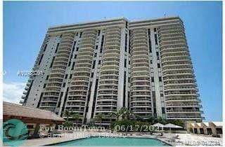 20191 E Country Club Dr #705, Aventura, FL 33180 (MLS #F10289431) :: United Realty Group