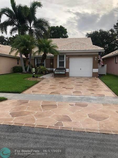 12882 W Hampton Lakes Cir, Boynton Beach, FL 33436 (MLS #F10289465) :: The Jack Coden Group