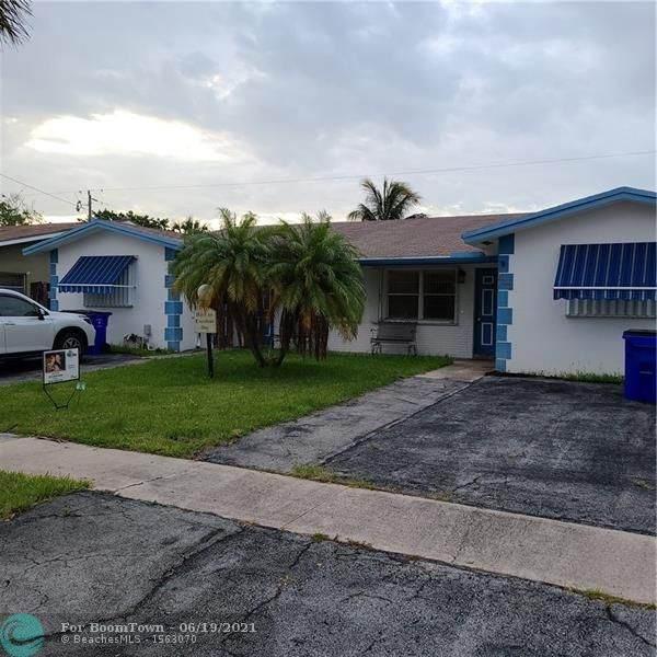 441-443 SE 14TH ST, Deerfield Beach, FL 33441 (#F10289597) :: Posh Properties