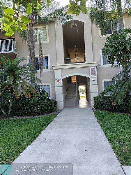5051 Wiles Rd #202, Coconut Creek, FL 33073 (#F10289647) :: The Power of 2 | Century 21 Tenace Realty